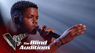 Seth Oraeki's 'Jealous' | Blind Auditions | The Voice UK 2019