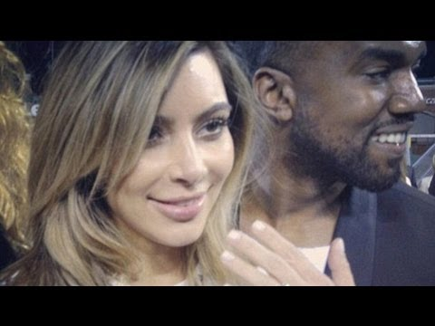 Inside Kanye West's Elaborate Proposal to Kim Kardashian