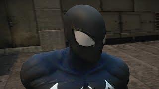 THE AMAZING SPIDER-MAN 2 VIDEOGAME SYMBIOTE SPIDER-MAN