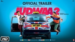 Judwaa 2 Official Trailer | Varun Dhawan