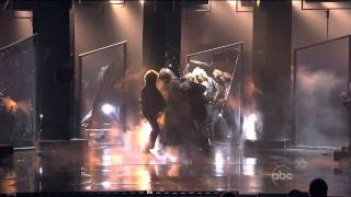 Kesha We R Who We R (American Music Awards 2010-LIVE) HD