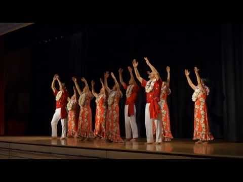 Wailele Wai Wai at Nikkei Fall Harvest Fair 2013 - (Part 1)