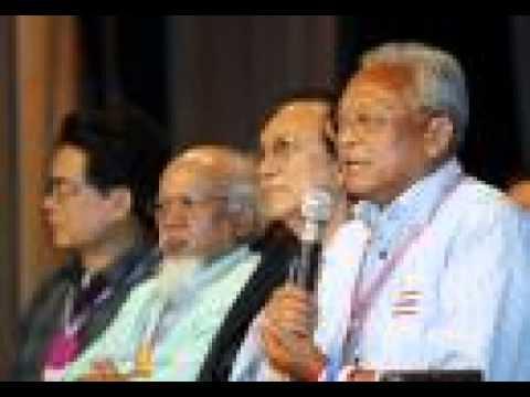 Thai protest leader promises final push for alternative PM