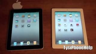 iPad 1 vs. iPad 2 - Whats new? view on youtube.com tube online.