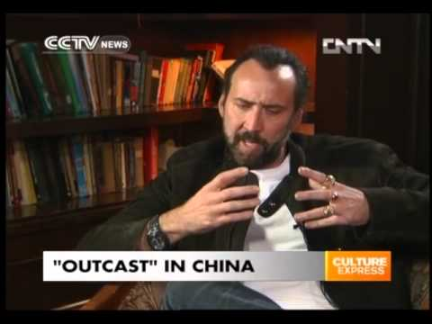 Interview Nicolas Cage: A fan of Chinese cinema