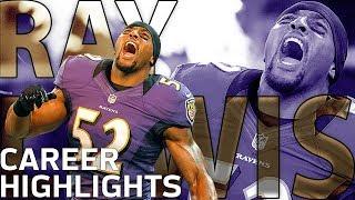 Ray Lewis' INSANE Career Highlights | NFL Legends Highlights