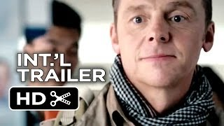 HollyWood Movie Trailer Hector and the Search For Happiness Official UK Trailer (2014) - Simon Pegg Movie HD Full HD 2014