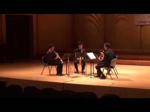 PRISM-Bernard Rands by Siam Sax Quartet