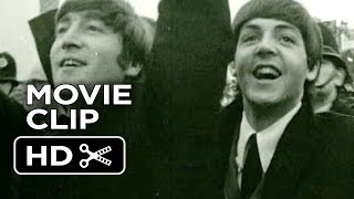 A Hard Day's Night Remastered Movie CLIP Celebrity (2014