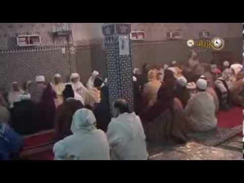 المولد النبوي بالزاوية التجانية بتيزنيت