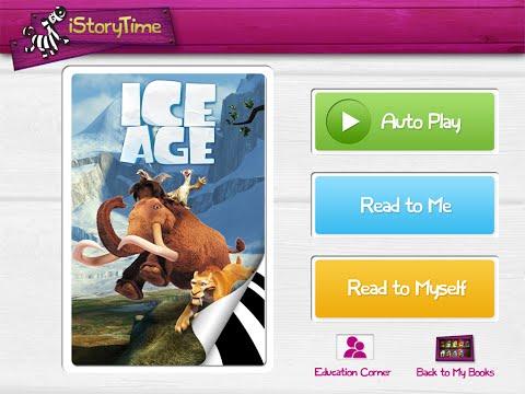 iStoryTime - Ice Age Movie Storybook Full Reading