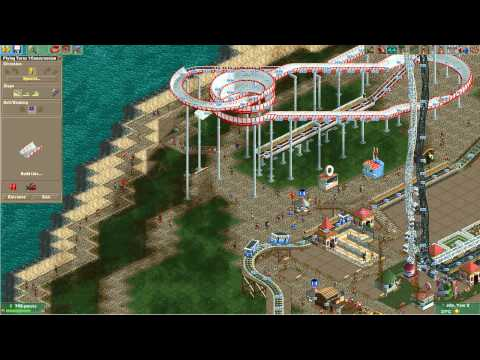 Rollercoaster Tycoon 2, odc. 6 - Bobsleje!
