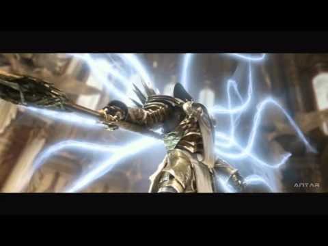 Diablo 3 Cinematic - Tyrael vs Imperius