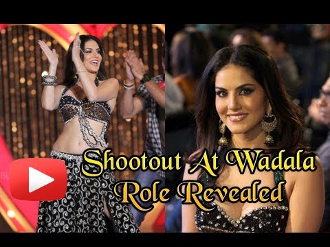 Hot Sunny Leone's Role In Shootout At Wadala Revealed