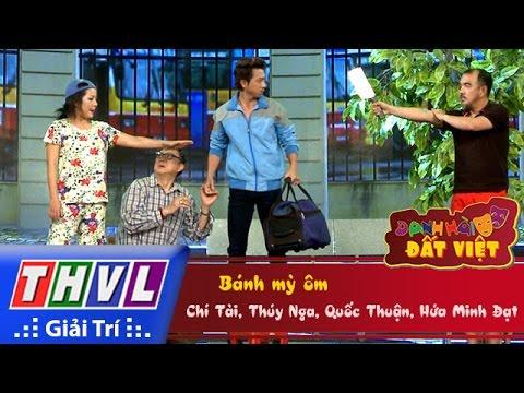THVL | Danh hài đất Việt - Tập 49: Bánh mỳ ôm - Chí Tài, Thúy Nga, Quốc Thuận, Hứa Minh Đạt
