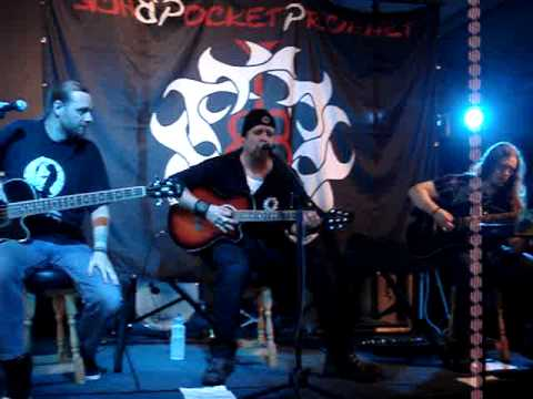 Back Pocket Prophet acoustic - Demons Within - Meltdown 2013 MOV07109 BPP