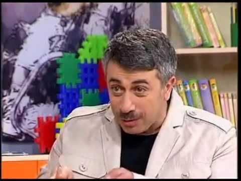 Путешествия с ребенком: школа доктора Комаровского