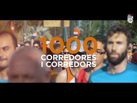 València torna al running amb la Carrera Popular #ValènciaCorre