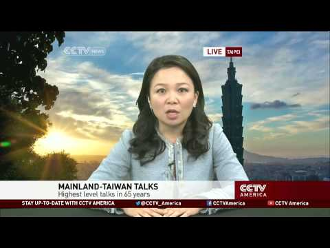 Mainland-Taiwan Talks: Taiwan Reaction
