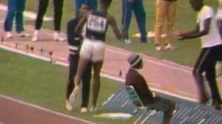 Bob Beamon's World Record Long Jump: 1968 Olympics