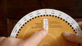 Spanish Grammar Spanish Verb Wheel Packg Youtube
