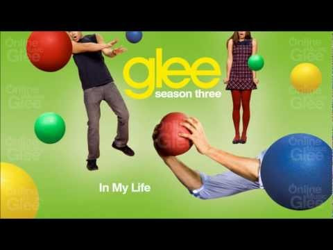 In My Life - Glee [HD Full Studio]