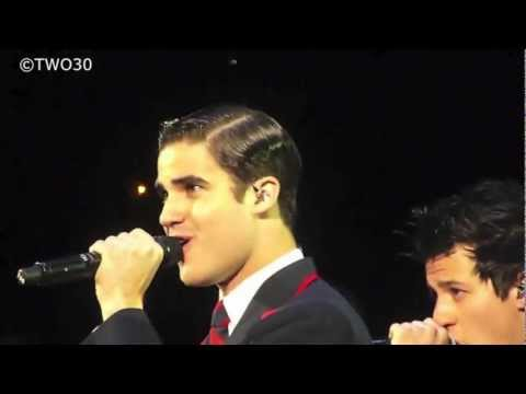 GLEE LIVE AT THE O2 ARENA LONDON 25 JUNE 2012 FULL 1080p HD