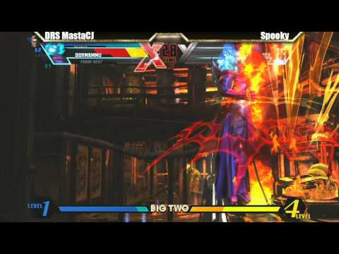 DRS Masta CJ vs Spooky Match - Big Two UMVC3 tournament