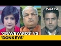 Graveyards vs Donkeys: High-Decibel Low Politics Hijacking Real Issues?