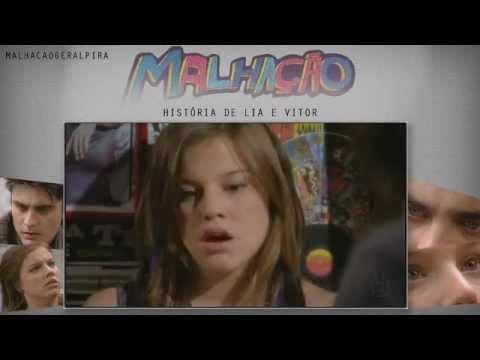 História de Lia e Vitor   Parte 1 (Cap 116  22/01/13)
