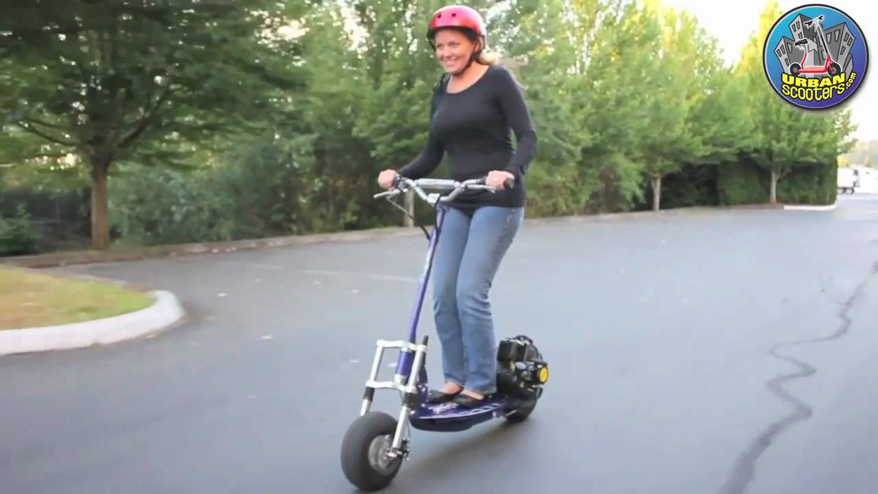 X treme xg550 gas powered scooter youtube for Motor scooter store near me