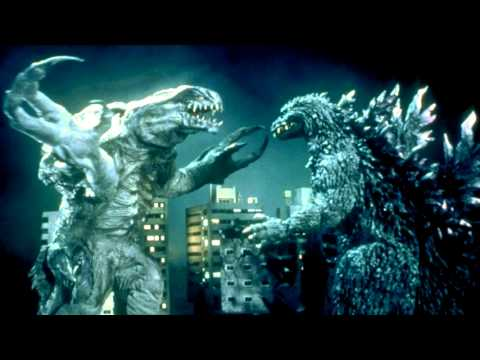 J. Peter Robinson, Akira Ifukube - Godzilla vs. Orga