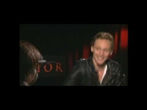 Tom Hiddleston (LOKI) Talks About &quot;Thor&quot;