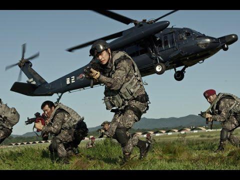 Đoạn phim  hay nhất Chiến tranh Hàn Quốc - Triều tiên P1