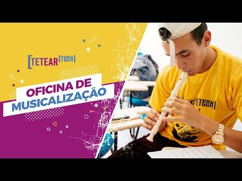 Oficina de Musicalização - Tetear Tech 2019 - Vídeo 2
