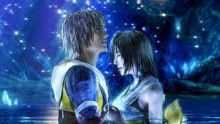 Final Fantasy X Comparison Trailer (SD vs HD)