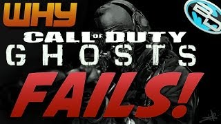 """Video Why Call Of Duty Ghosts Is Bad & How """"Infinity Ward"""