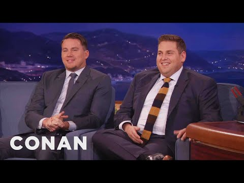 Channing Tatum's X-Rated Bet With Jonah Hill