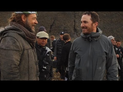 Director Darren Aronofsky Discuss Biblical Film,