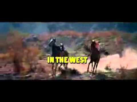 Once Upon a Time in the West - Fonda Trailer and iPhone 4 and iPhone 5 Case