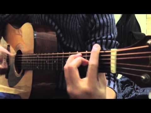 Anh Không Đòi Quà Karik ft Only C   Guitar solo