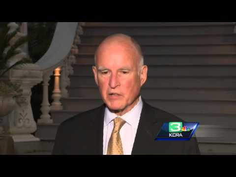 Jerry Brown will face Neel Kashkari for governor