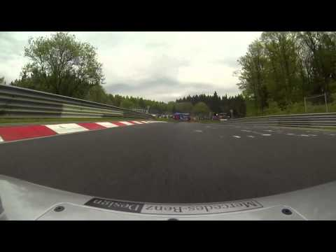 Mercedes-Benz TV: Michael Schumacher on the Nürburgring Nordschleife - Onboard view