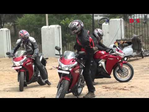 Honda CBR 250R video - Honda CBR 250 cc bike for India video review