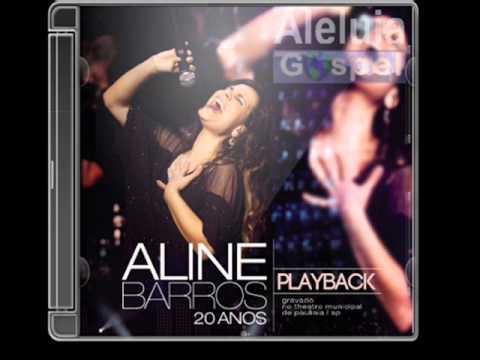 Aline Barros 20 Anos - Para Sempre Te Adorarei (Playback)