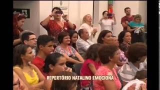 Coral de jovens de Ouro Preto canta em BH
