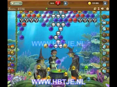 Bubble Witch Saga level 160