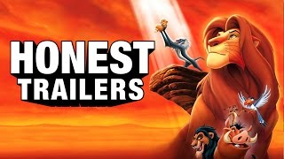 Honest Trailers The Lion King (feat. AVbyte)