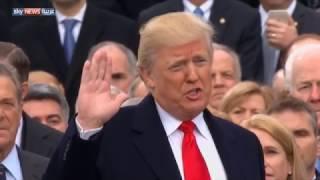 ترامب يوقع أول أوامره التنفيذية | قنوات أخرى