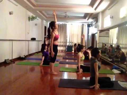 Yoga flow vn (24/01/2015) part2 of 4